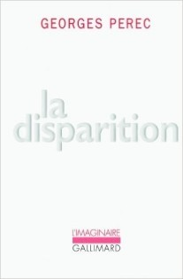 Het boek La Disparition
